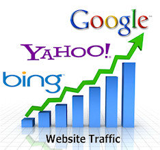 30 Ways To Drive Up Website Traffic