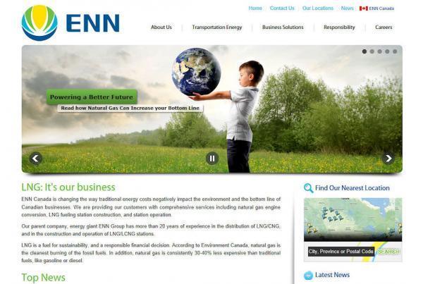 ENN Canada Website
