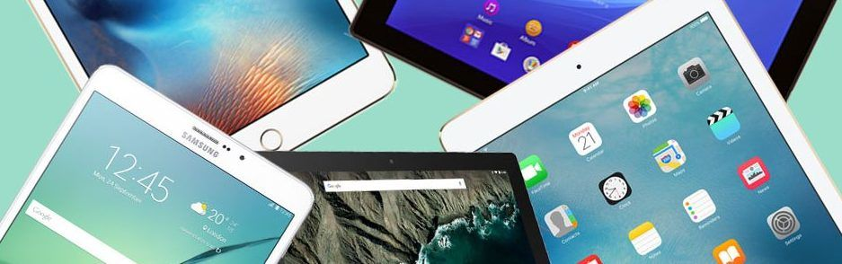 7 best tablets in 2016