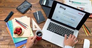 blogging as marketing