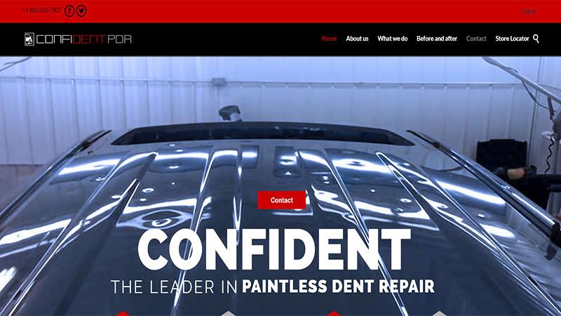 Confident PDR
