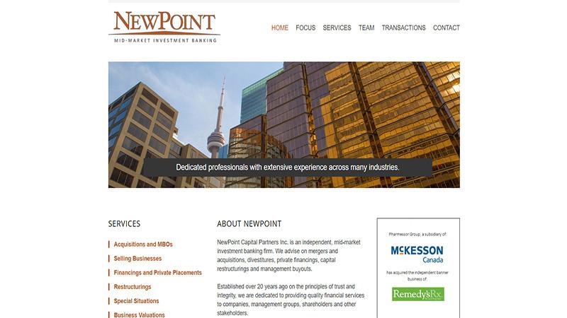 newpoint inc