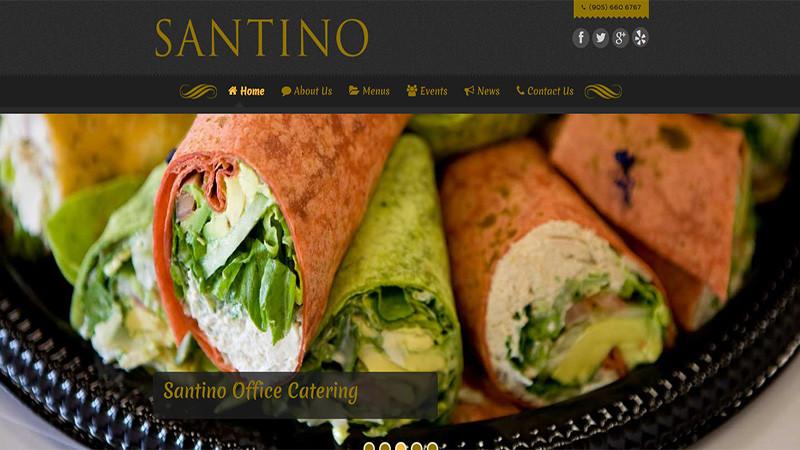 Santino catering