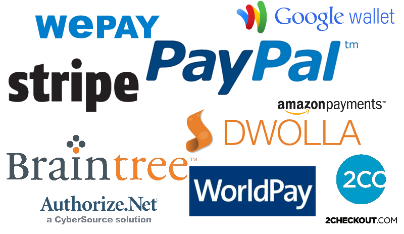 Selecting Payment Gateways