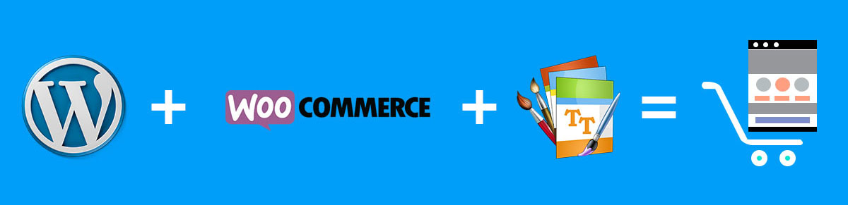 retail with wordpress woocommerce