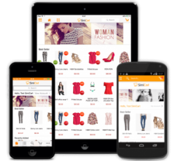 magento mobile responsive shopping cart