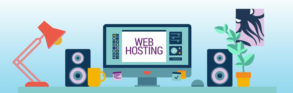 web hosting selection