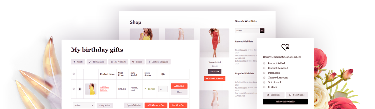 woocommerce magento shopping carts